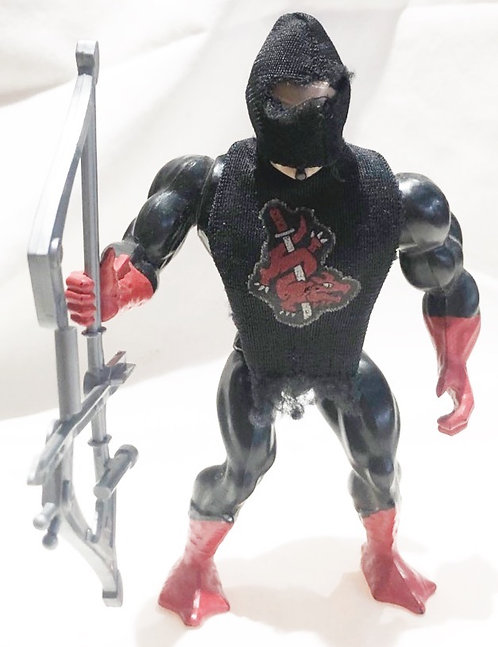 He-Man Masters Of The Universe Ninjor 1986