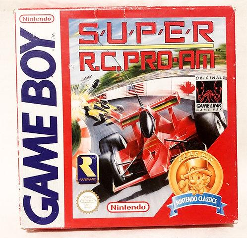 Super R.C. Pro-AM Nintendo Game Boy