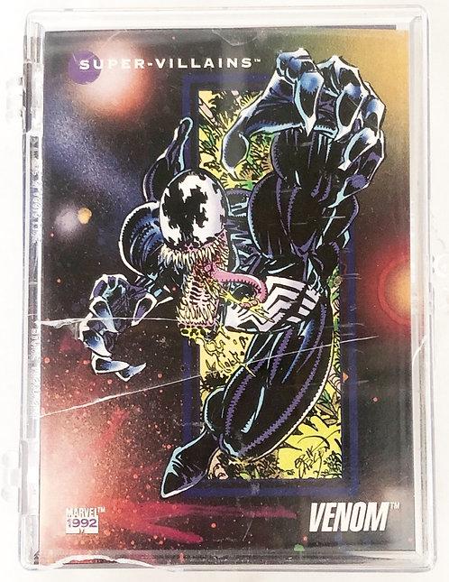 Marvel Trade Card Set Impel 1992