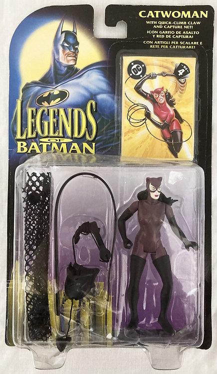 DC Legends Of Batman Catwoman Quick Climb Kenner 1994