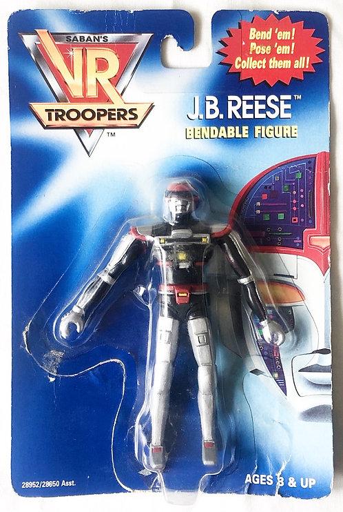 VR Troopers J.B. Reese Bend Em' (Reseal) Saban's Kenner 1995