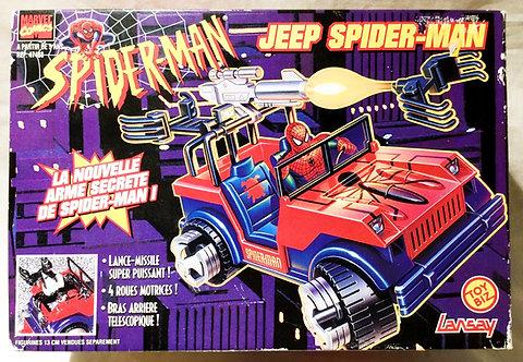 Spider-Man Jeep Toy Biz 1996