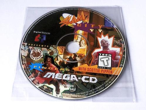 Slam City Mega CD (Pal UK)