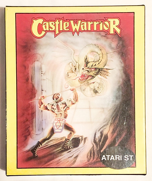 Castle Warrior Atari ST
