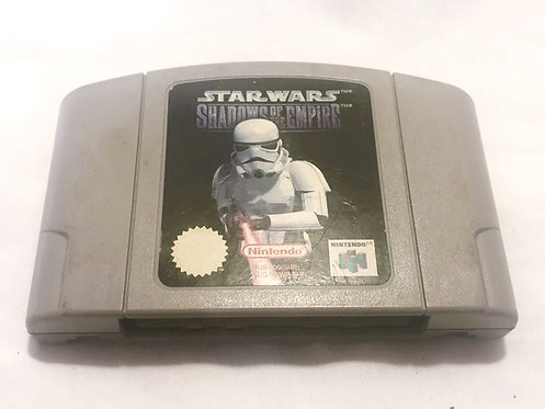 Star Wars Shadows Of The Empire (N64 Pal)