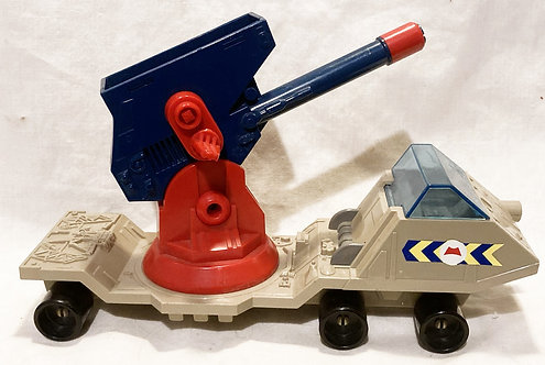 Manta Force Mobile Cannon Blue Bird 1988
