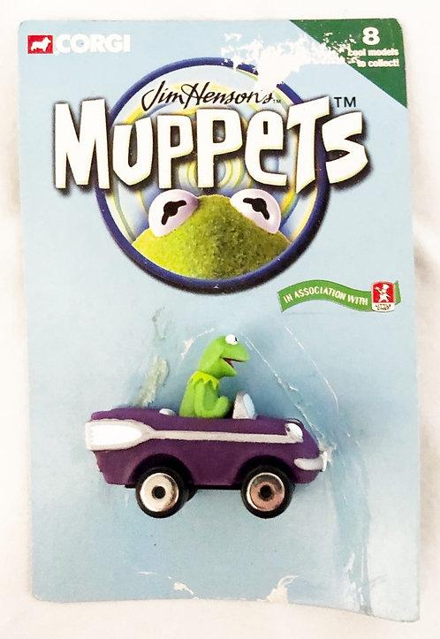 Muppets Muppets On Wheels Kermit Little Chef Corgi 2000