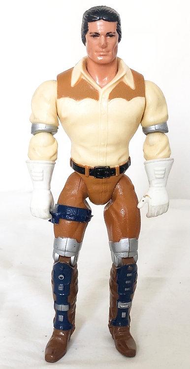 BraveStarr Marshal BraveStarr Mattel 1986