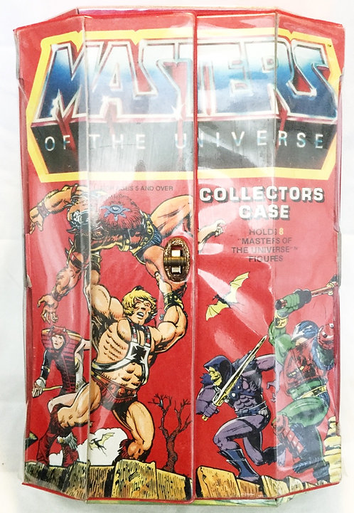 He-Man Masters Of The Universe Vintage Figure Carry Case Mattel 1984