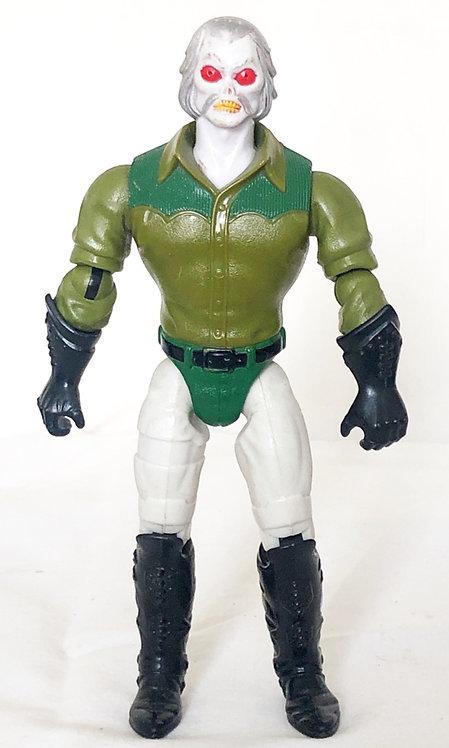 BraveStarr Tex Hex Mattel 1986