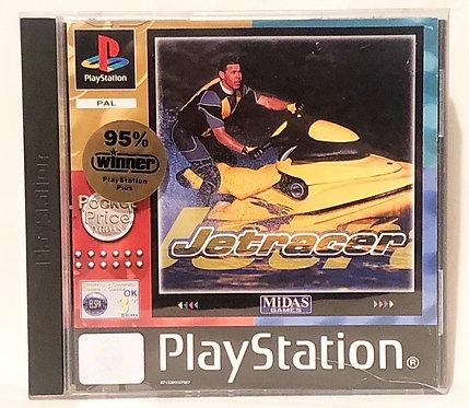 Jetracer PlayStation Game U.K. (PAL)