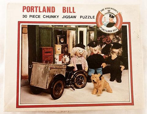 Portland Bill 30 Piece Jigsaw Puzzle MS 1983