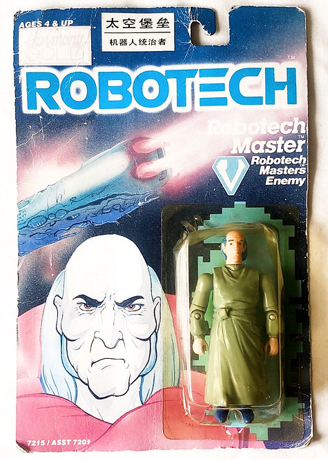 Robotech Master Enemy Harmony Gold 1992
