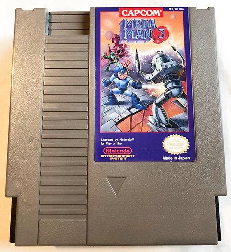 Mega Man 3 Nintendo NES U.S.A (NTSC) 1985