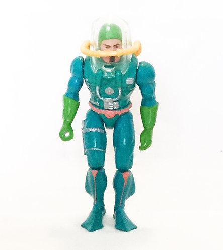 He-Man The New Adventures Hydron Figure Mattel Series 1 1989