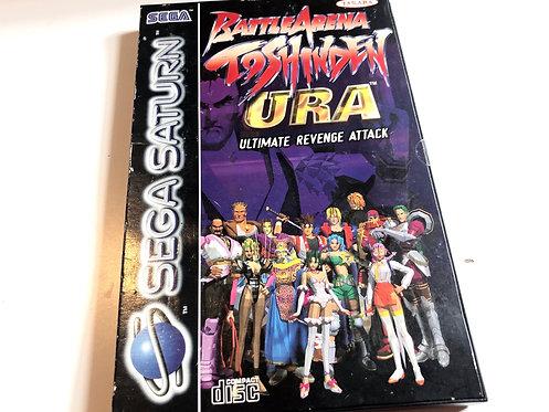Battle Arena Toshinden URA (Segs Saturn Pal)