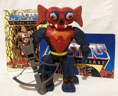 He-Man And The Masters Of The Universe Mantenna Mattel 1984
