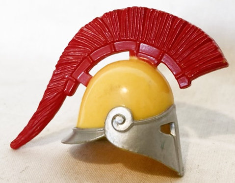 Advanced Dungeons & Dragons Young Male Titan Helmet 1983