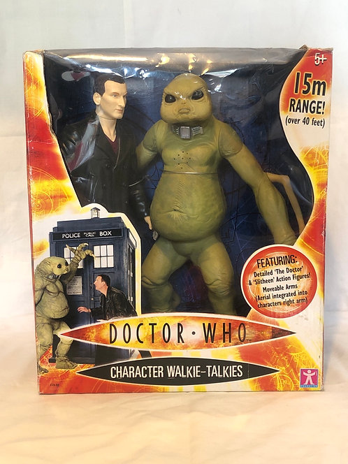 Doctor Who Character Walkie-Talkies