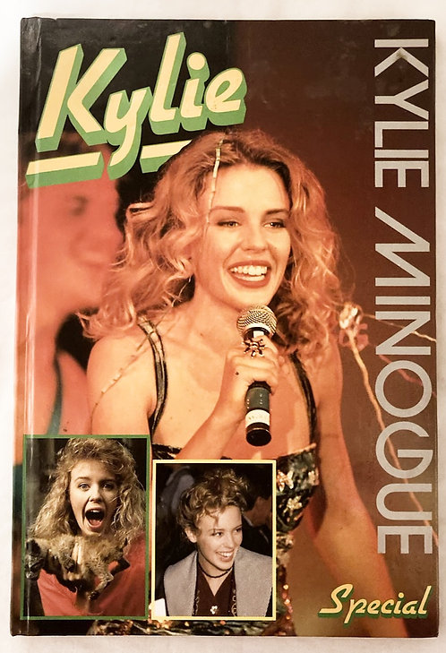 Kyle Minogue Special Annual 1990