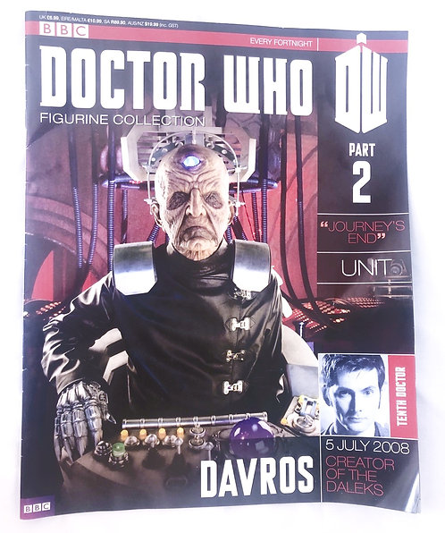 Doctor Who Figurine Collection 2 Davros