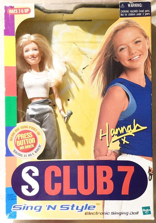 S Club 7 Hannah Doll