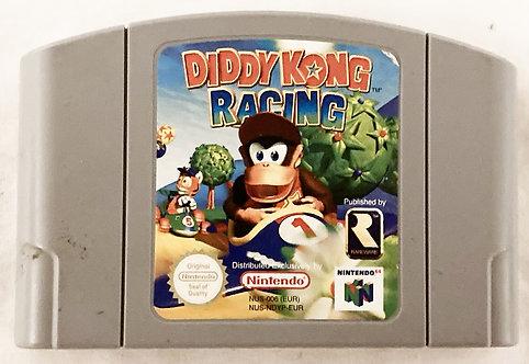 Nintendo N64 Diddy Kong Racing 1997