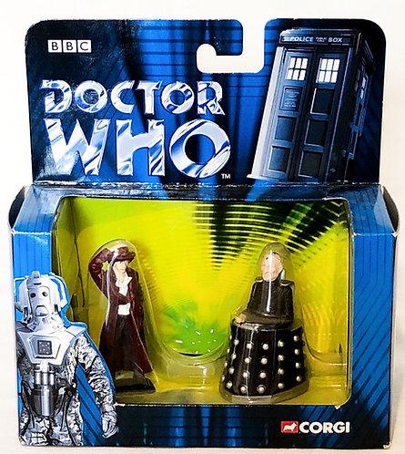 Doctor Who Doctor And Davros Corgi