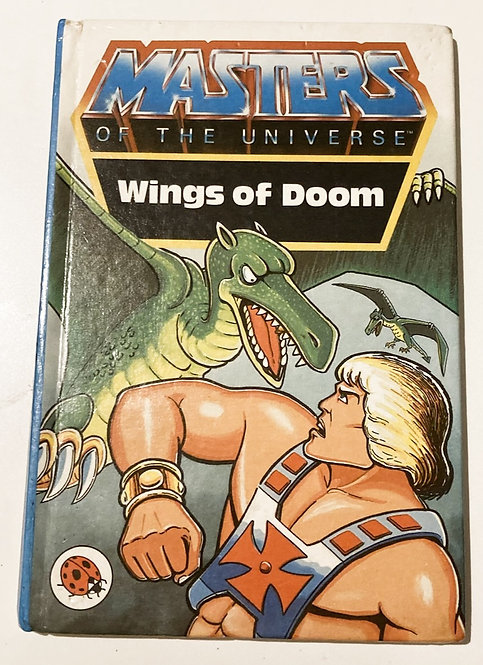 He-Man And The Masters Of The Universe Wings Of Doom Boo