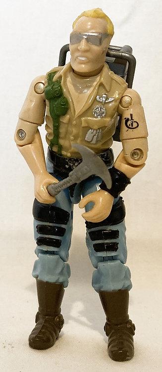G.I. Joe Buzzer Hasbro 1985