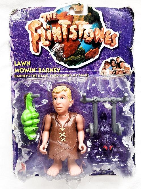 The Flintstones Lawn Mowing' Barney Mattel 1993