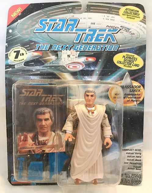 Star Trek TNG Ambassador Sarek