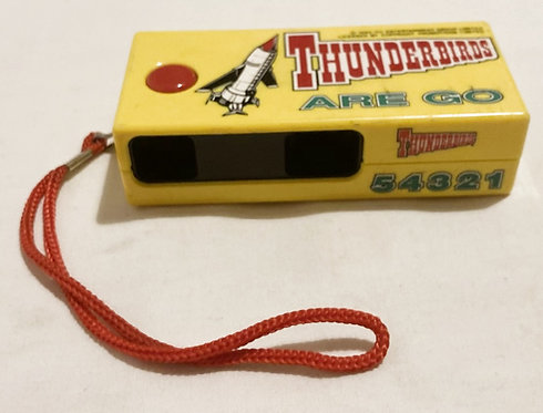 Thunderbirds Are Go Camera