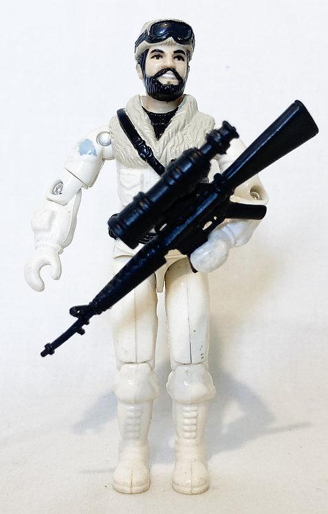 G.I. Joe Frostbite Hasbro 1985