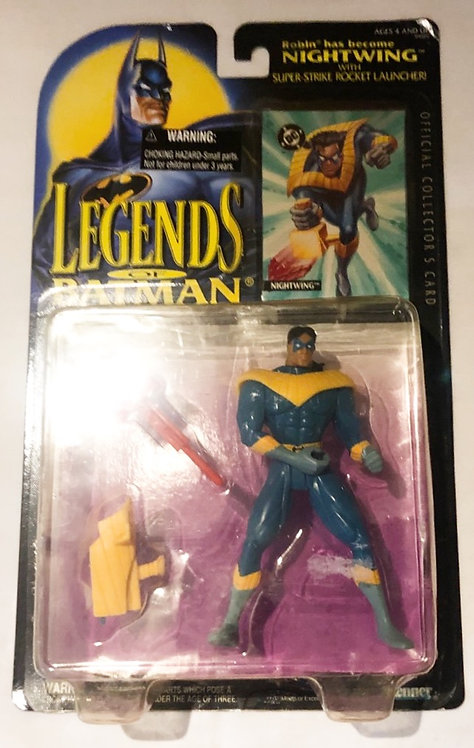 Legends Of Batman Nightwing Giochi Preziosi 1996