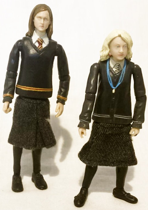 Harry Potter Figure Set