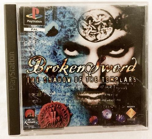 Sony Play Station Broken Sword (PAL) 1996