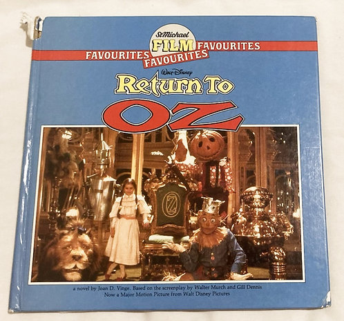 Film Favourites Return To Oz St Michael 1985