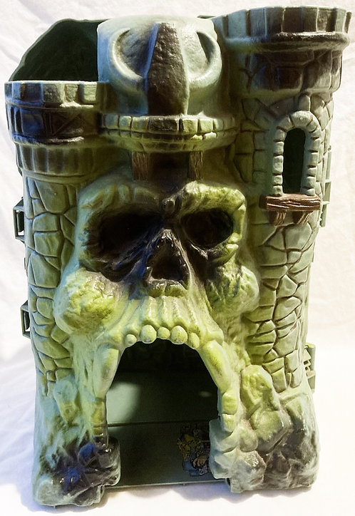 He-Man And The Masters Of The Universe Castle Grayskull (Spares Repairs) Mattel
