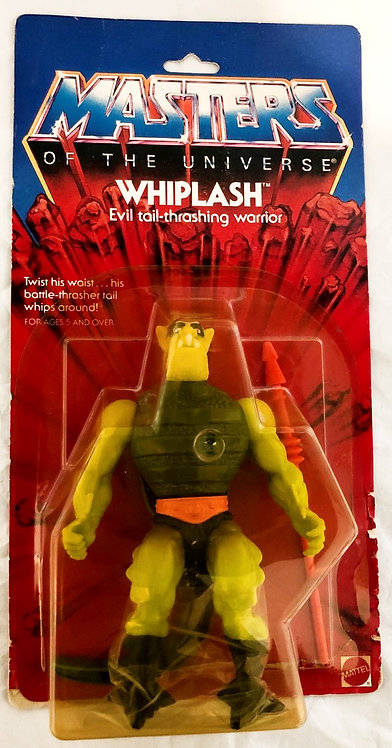 He-Man Masters Of The Universe Whiplash 1985 Malaysia