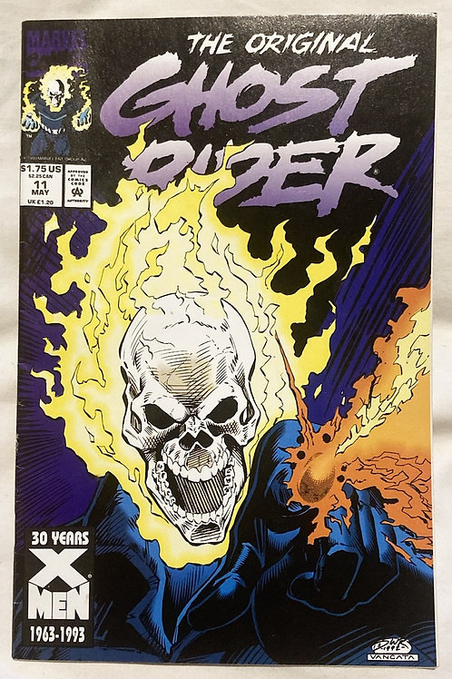 The Original Ghost Rider #11 May 1993