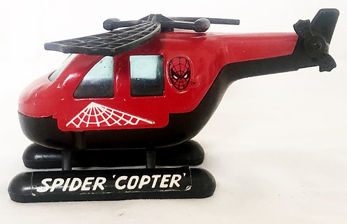 Spider-Man Spider 'Copter' Buddy L Japan 1980