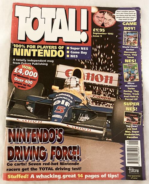 Total! Magazine Issue 9 September 1992