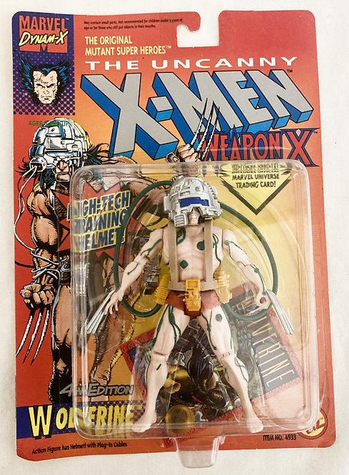 The Uncanny X-Men Weapon X Toybiz 1993