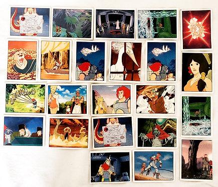23 Thundercats Sticker (Set Three) 1986