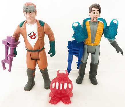 The Real Ghostbusters Figure Set 1987