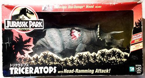 Jurassic Park Triceratops Japanises Release Kenner 1993