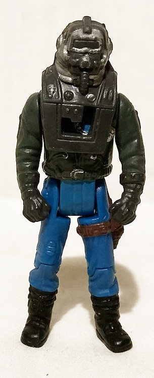 M.A.S.K. Sly Rax Kenner 1986
