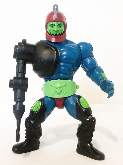 He-Man And The Masters Of The Universe Trapjaw Mattel 1983
