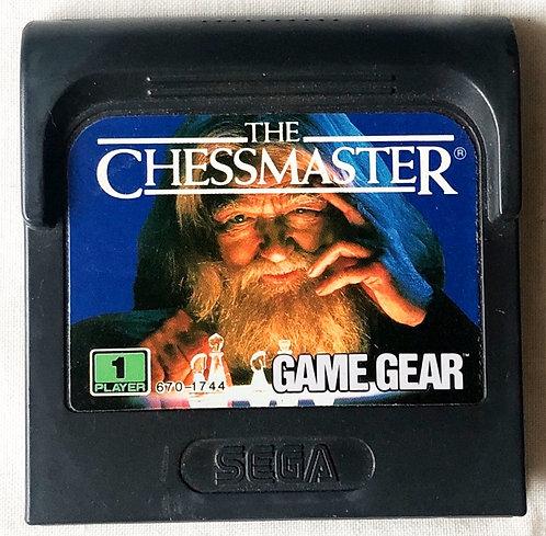 The Chessmaster Sega Game Gear U.K. (Pal)